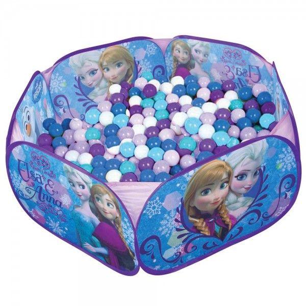 Piscina de Bolinhas Frozen - Zippy Toys PB1500