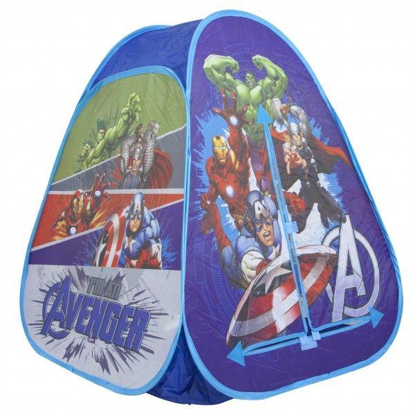 Barraca Portátil Avengers GFA010A - Zippy Toys