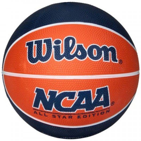 Bola de Basquete Wilson NCAA Mini Laranja nº 3