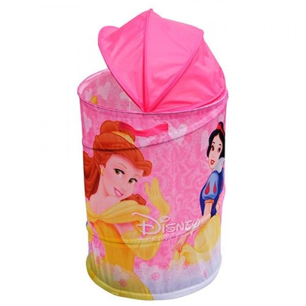 Porta Objeto Portatil Princesas Zippy Toys - ZIP-GFP02