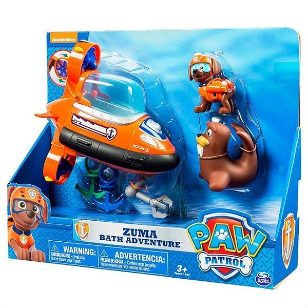 Patrulha Canina Zuma Resgate Aquático - Sunny