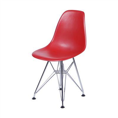 Cadeira Infantil DKR Eames Vermelha - Or Design