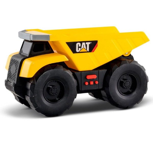 Cat-Big Builder Dump Truck - DTC