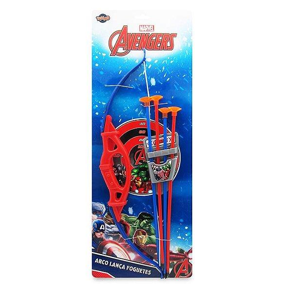 Lança Foguete Vingadores - Toyng