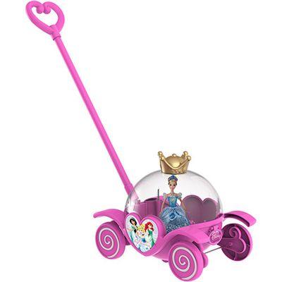 Carruagem de Passeio com Vareta Princesas - Toyng