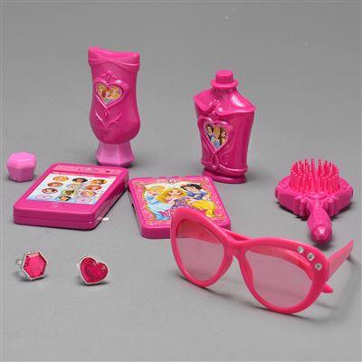 Kit de Beleza com Celular Princesas - Toyng
