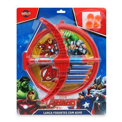 Lançador de Foguetes Vingadores - Toyng