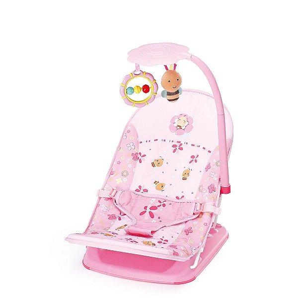 Cadeira Dobrável para Viagem Rosa - Mastela