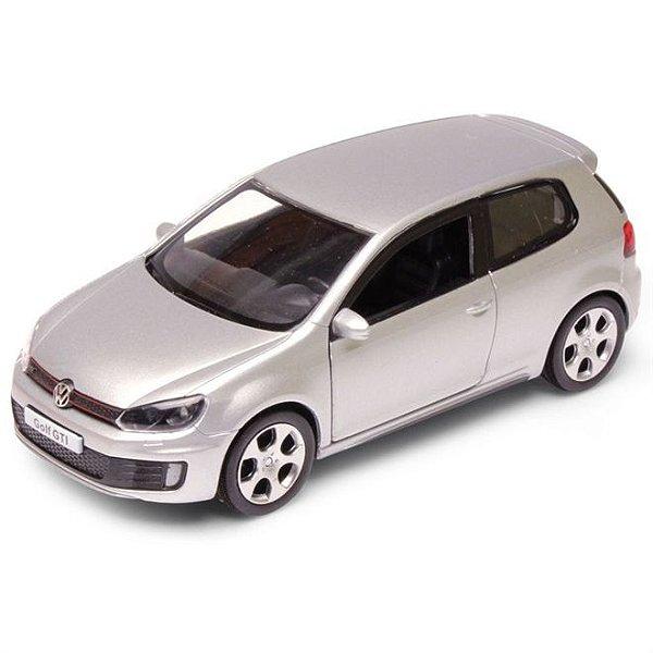 Carrinho Super Marcas Volkswagen Golf Gti Cinza - DTC