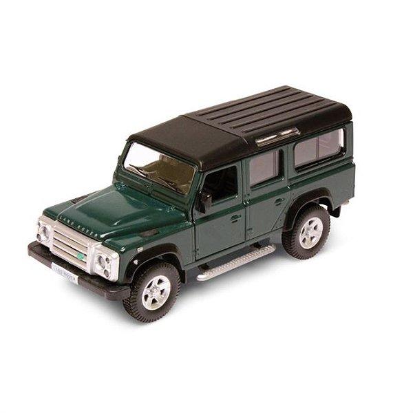 Carrinho Super Marcas Land Rover Defender Verde - DTC