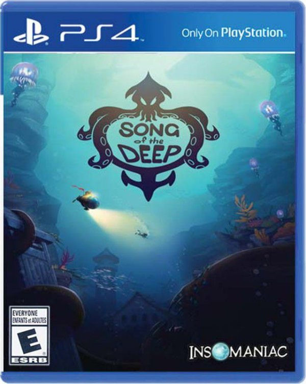 Jogo Song of the Deep para Playstation 4 (PS4) - Game Trust