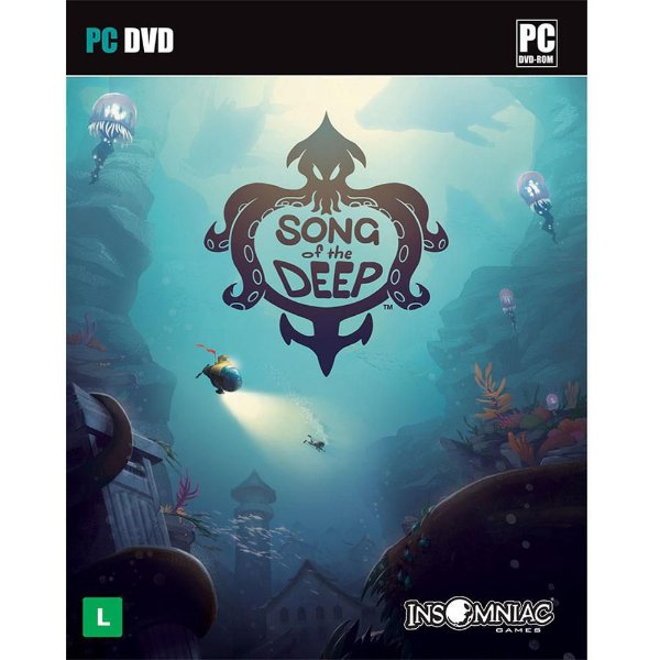 Jogo Song of the Deep para PC - Game Trust