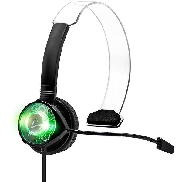 Headset com Fio Afterglow Chat Communicator para Xbox 360 (X360) - PDP