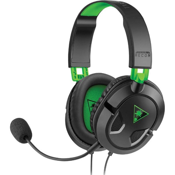 Headset Recon 50X para Xbox One Preto - Turtle Beach