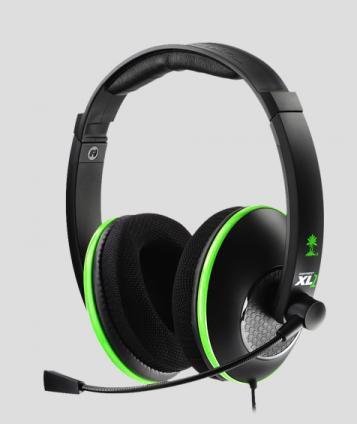 Headset XL1 com Microfone para Xbox 360 - Turtle Beach