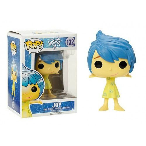 POP! Disney/Pixar: Divertida Mente - Alegria - Funko