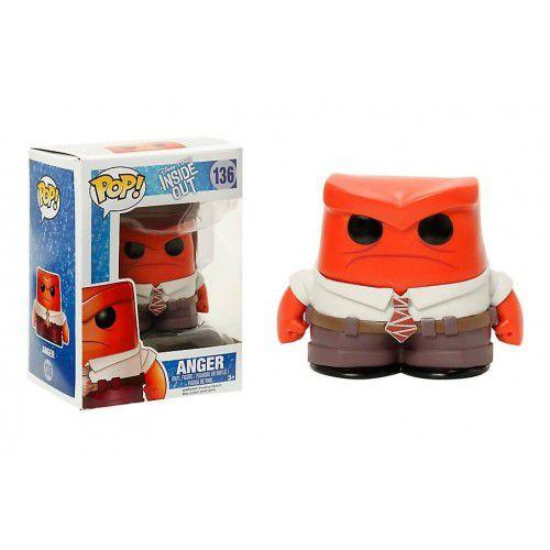 POP! Disney/Pixar: Divertida Mente - Raiva - Funko