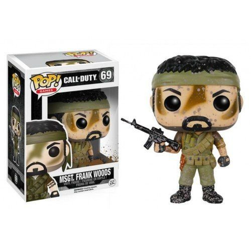 POP! Jogos: Call Of Duty - Woods - Funko