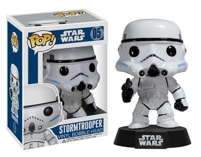 POP! Star Wars : Stormtrooper - Funko