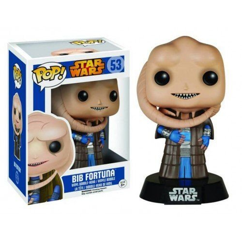 POP! Star Wars: Bib Fortuna - Funko