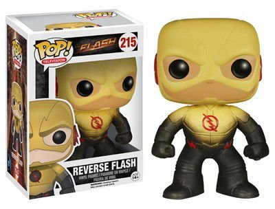 POP! TV: The Flash - Flash Reverso - Funko