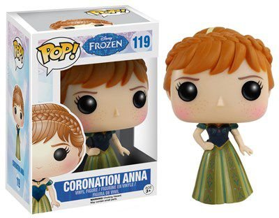 POP! Disney: Frozen - Coronation Anna - Funko
