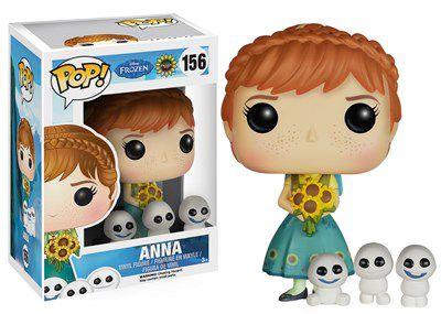 POP! Disney: Frozen: Febre Congelante - Anna - Funko
