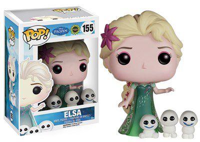 POP! Disney: Frozen: Febre Congelante - Elsa - Funko