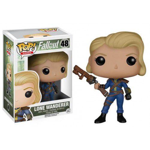 POP! Jogos: Fallout - Lone Wanderer Female - Funko