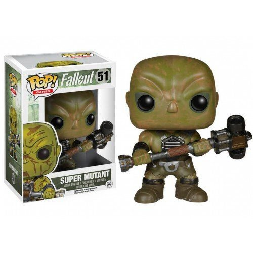 POP! Jogos: Fallout - Super Mutant - Funko