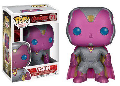 POP! Marvel: Os Vingadores 2 - Visão - Funko