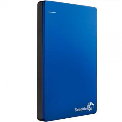 HD Seagate Externo Portátil Backup Plus Slim USB 3.0 2TB Azul - STDR2000102