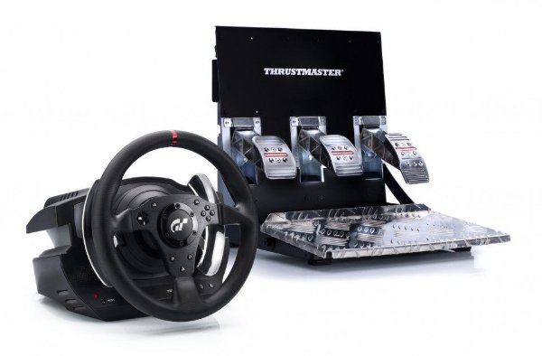 Volante Thrustmaster T500 RS PS4/PS3/PC - 4169059