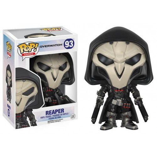 POP! Games: Overwatch - Reaper - Funko