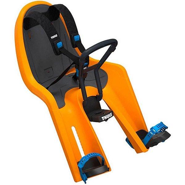 Cadeirinha de Bebê Dianteira para Bicicleta Ridealong Laranja Thule 100105