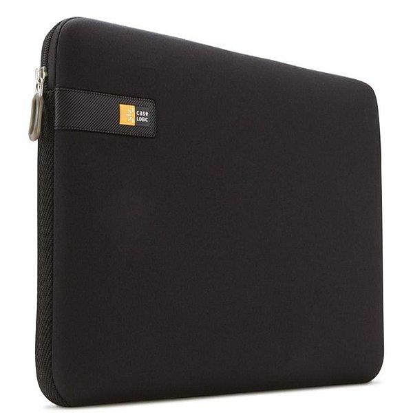 """Sleeve para Laptop 15/16"""" Case Logic LAPS116 Preta (3201357)"""