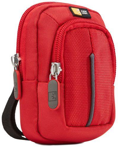 Porta Câmera Compacta Vermelha Case Logic DCB302 (3201013)