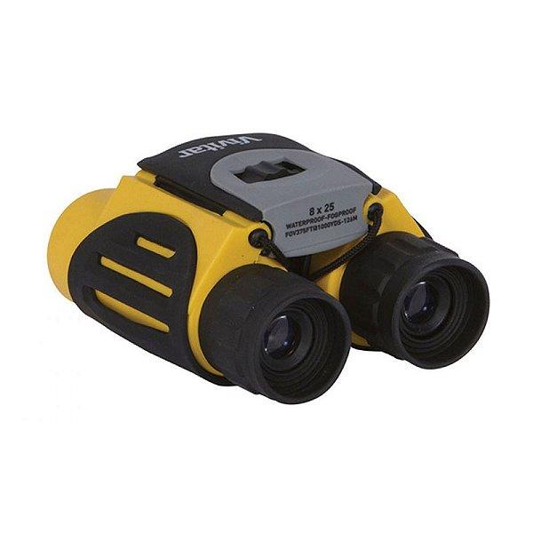 Binóculo com zoom de 8X e lentes de 25mm - VIV-AV825 - Vivitar