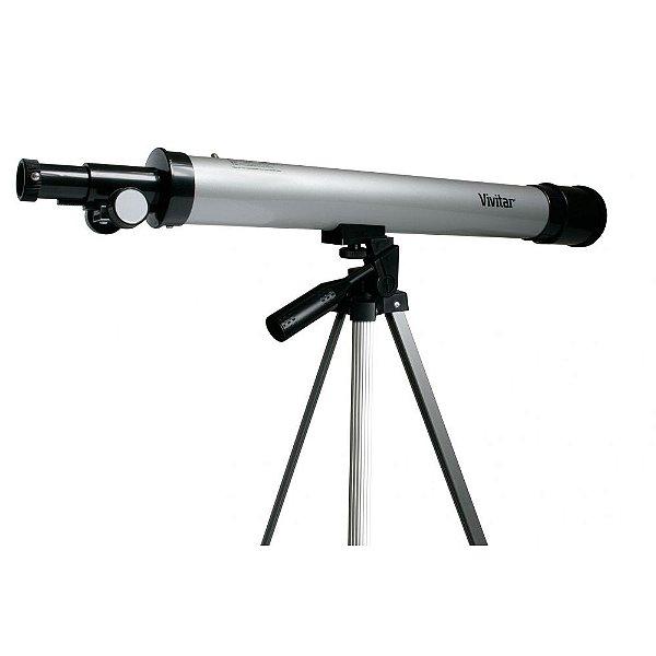 Telescópio de refração  60x/120x - VIVTEL50600 - Vivitar