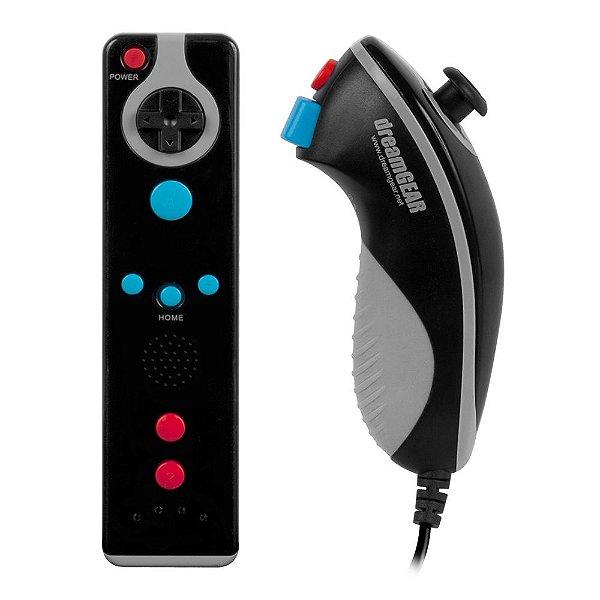 Conjunto Play action para Nintendo Wii - DGWII-3180 - Dreamgear