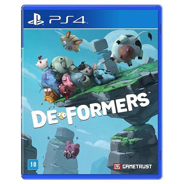 Jogo Deformers para Xbox One - Gametrust