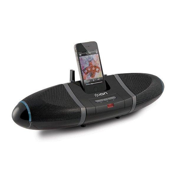 Sistema de alto-falantes sem fio para iPhone e iPod - FREESOUNDX - Ion