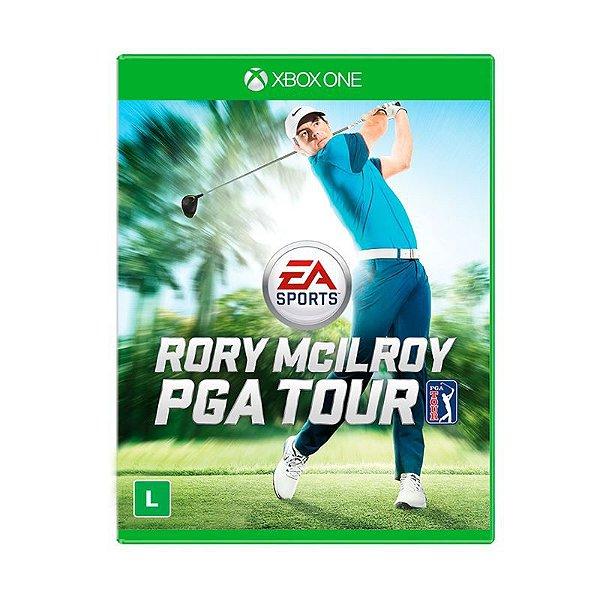 Jogo Rory McIlroy PGA Tour - Xbox One