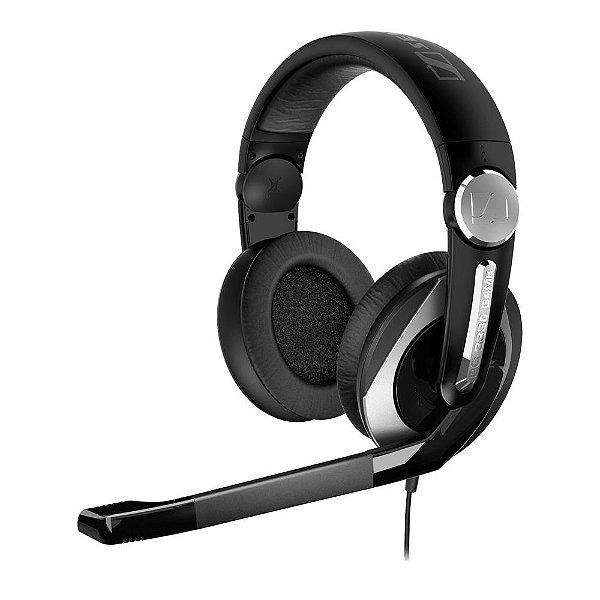 Headset com som sorround 5.1/7.1 ideal para Game 3D no PC - PC333D - Sennheiser