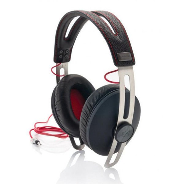 Fone de ouvido tipo headphone com microfone MOMENTUM preta - MOMENTUM - Sennheiser