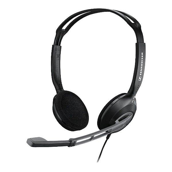 Levíssimo fone Headset multimídia para entretenimento sonoro - PC230 - Sennheiser