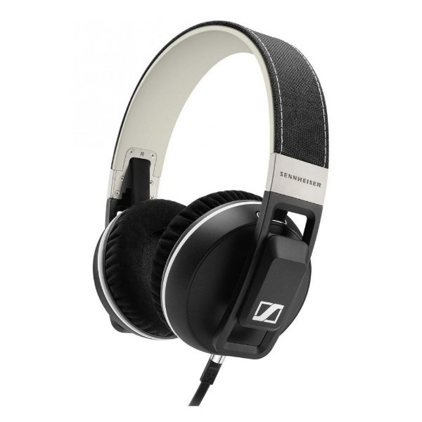 Fone de ouvido tipo headphone dobrável URBANITE XL preta - URBANITEXL - Sennheiser