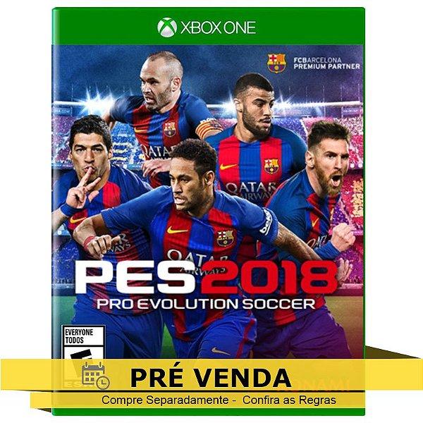 PES 2018 - Pro Evolution Soccer - Xone