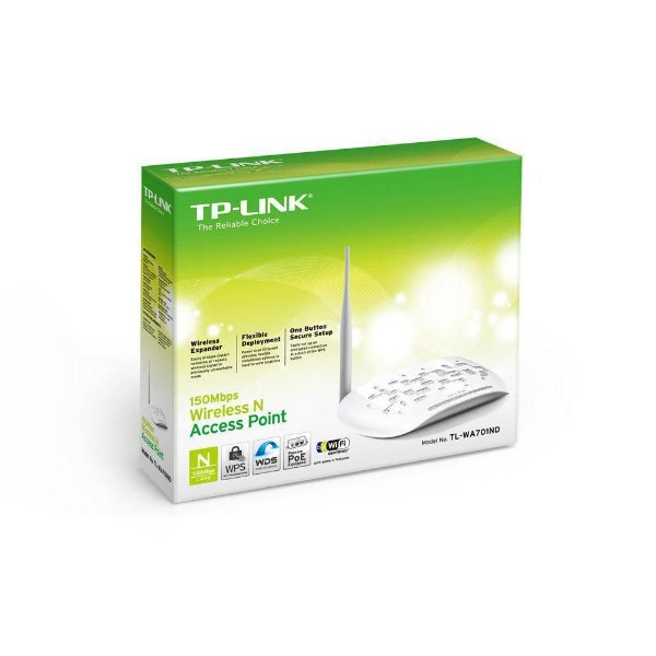 Access Point Wireless 150mbps Wa701nd - Tp-Link