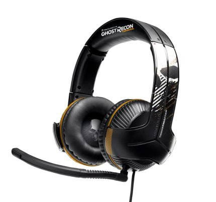 Headset Thrustmaster Y350x 7.1 Powered Gaming GRWL EDITION